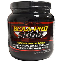 SAN BCAA-Pro 5000 - Fruit Punch - 24 oz - 672898420156
