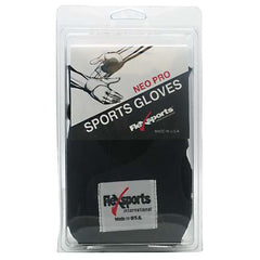 Flexsports International Neo Pro Sports Gloves Black