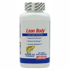 Labrada Nutrition Lean Body Lean Lipids - 120 Softgels - 710779333949