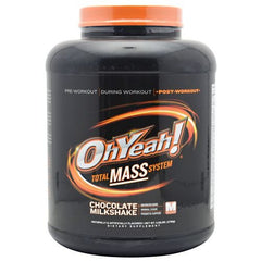 ISS OhYeah! Total Mass System - Chocolate Milkshake - 5.95 lb - 788434110761