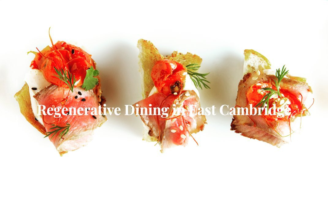"Sample ""Regenerative Dining"" With Takeout From Senses Cambridge"