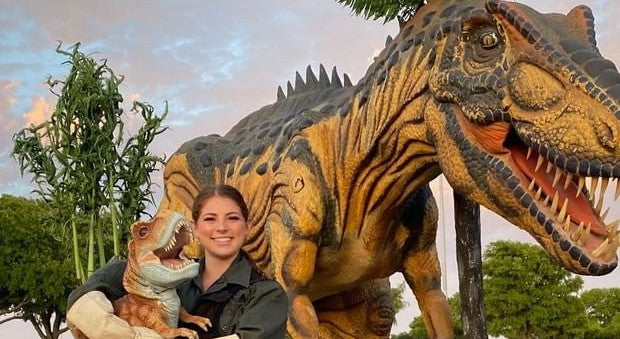 Experience Authentic Dinos At Gillette Stadium's Jurassic Quest
