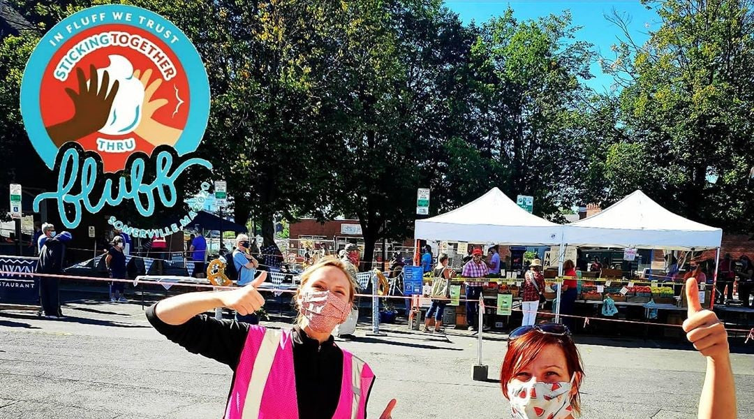 Somerville's Annual Fluff Festival Goes Virtual