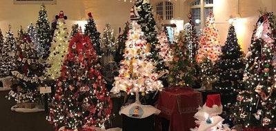 This Festival Of Trees In Wellesley Is A Cozy Way To Welcome The Holiday Season