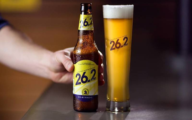 Boston Marathon's Official Beer Is A Healthier Option For Runners & Fans Alike