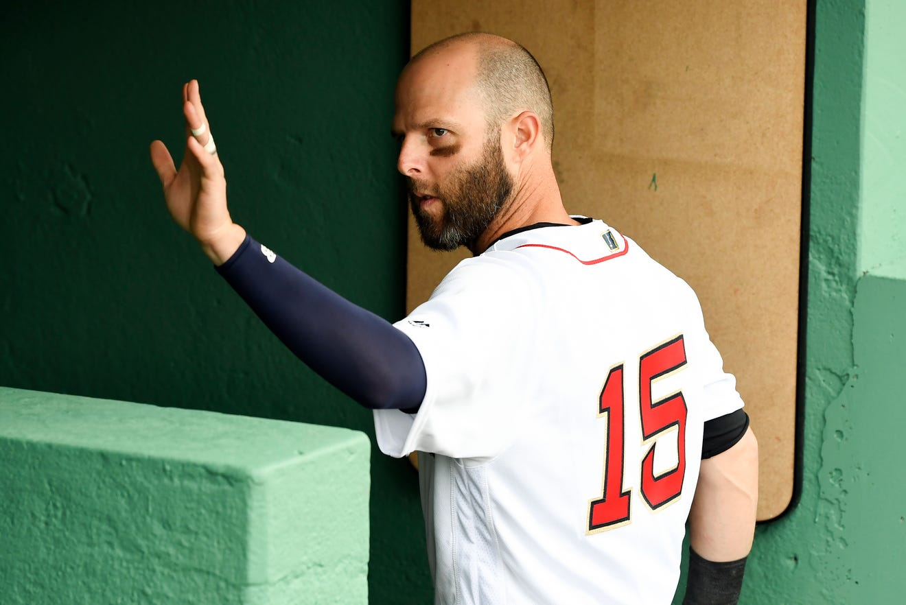 Dustin Pedroia Needs To Call It Quits