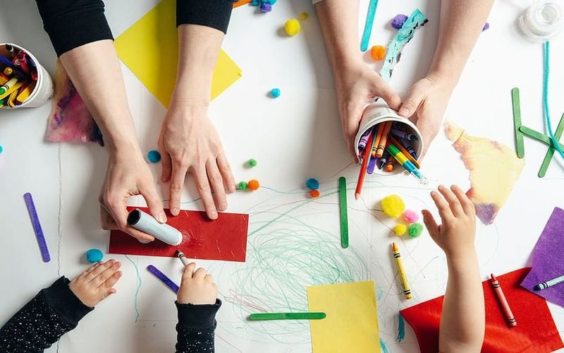 5 Artsy Options To Keep Kids Busy While Social Distancing