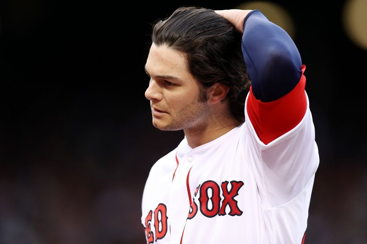 Relationship Benintendi isn't cutting it
