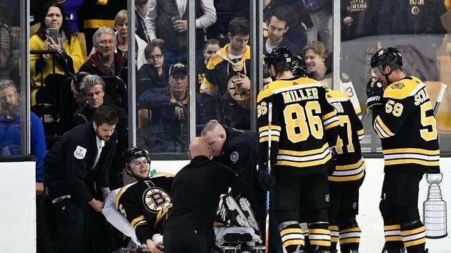 In defense of the Bruins...
