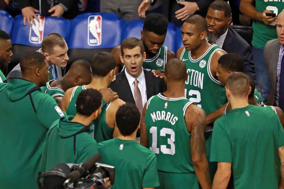 The Celtics will be back!
