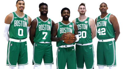 The Celtics roster should be easy to figure out