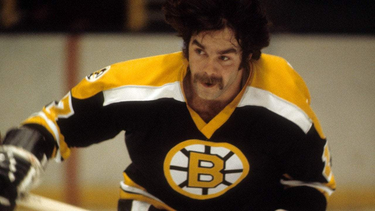 There might be a movie about Derek Sanderson in the works
