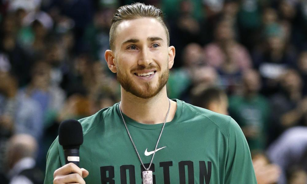 We might not see Gordon Hayward ever again (until next season)