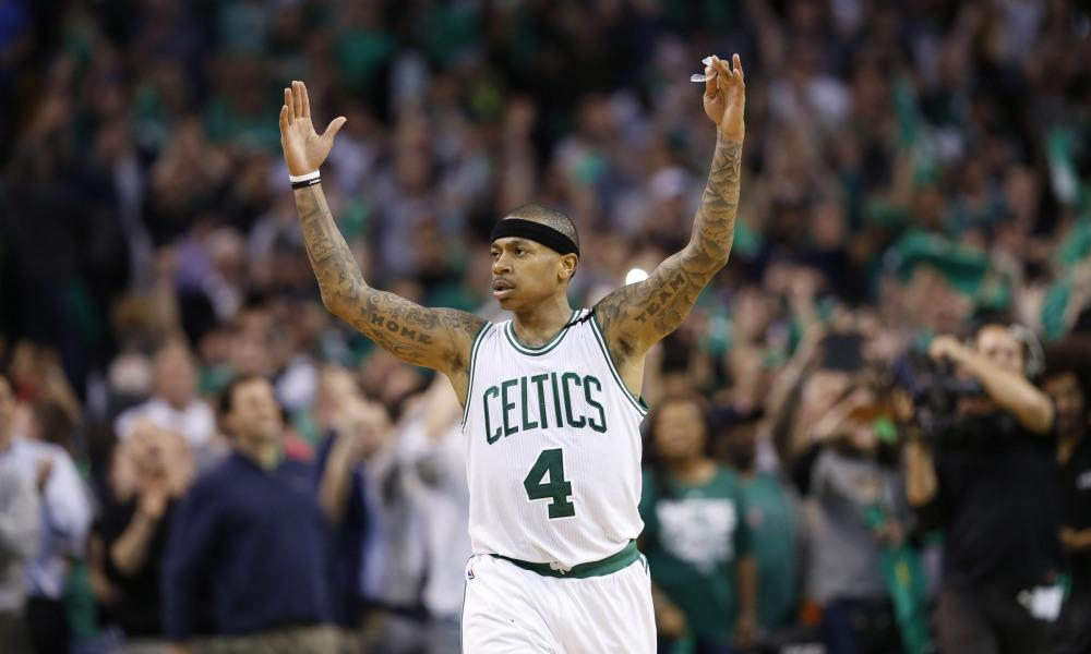 Isaiah Thomas-Celtics reunion would be interesting