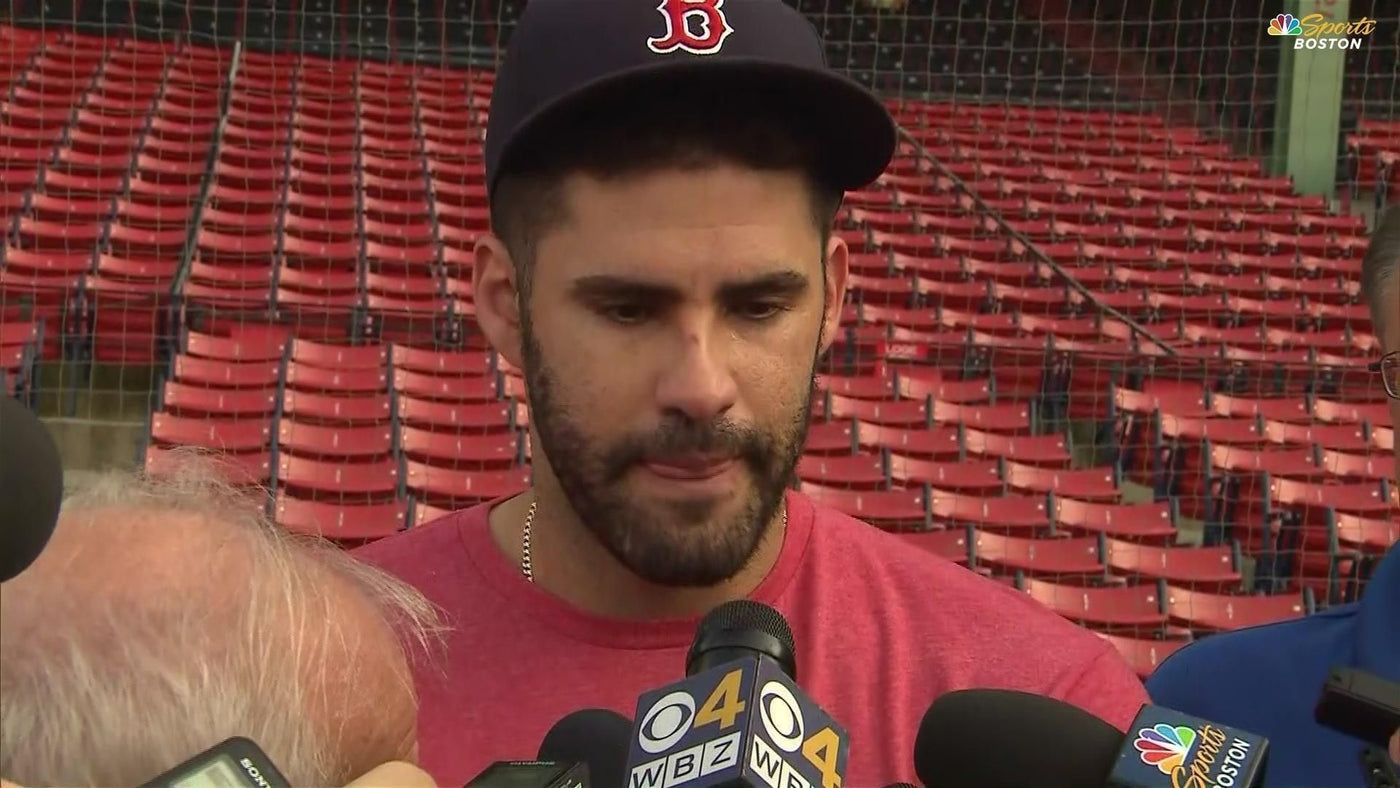 Let's not worry about JD Martinez' Instagram posts