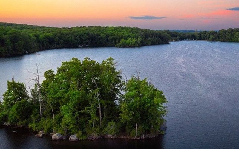 For A New Outdoor Adventure, Head To Rhode Island's Lincoln Woods