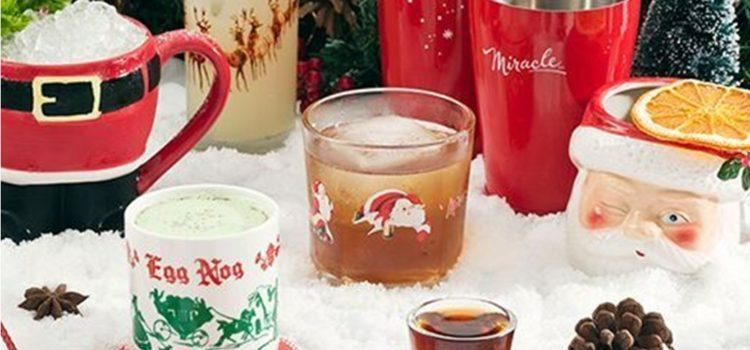 Massachusetts Pop-Up Bars Have A Magical Christmas Theme