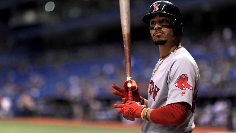 Mookie Betts, JD Martinez, don't like the HR derby