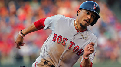 Red Sox-Dodgers talk Mookie Betts deal