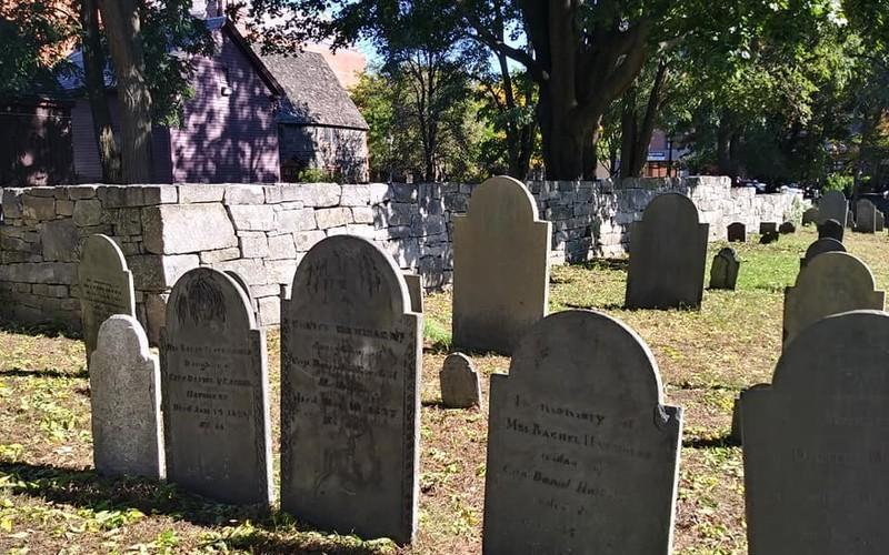 5 Historic New England Cemeteries To Tour This Fall