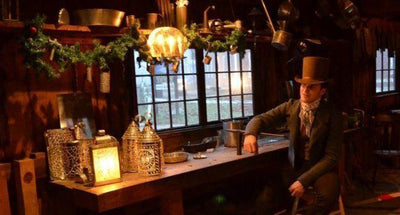 Experience A Historic Christmas By Candlelight At Old Sturbridge Village