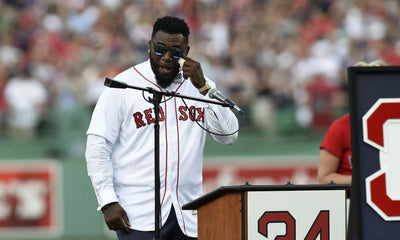 David Ortiz wanted out of Boston in 2003