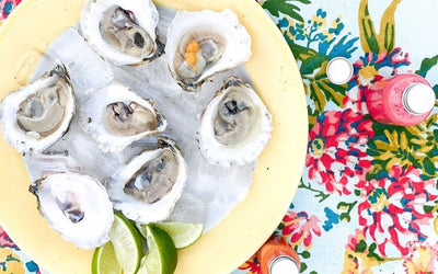 "This Fresh Oyster Service Is One ""Cult"" You'll Actually Want To Join"