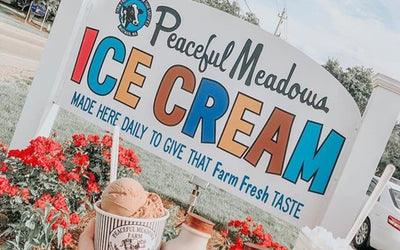 Peaceful Meadows Serves MA's Freshest Ice Cream For Going On 60 Years