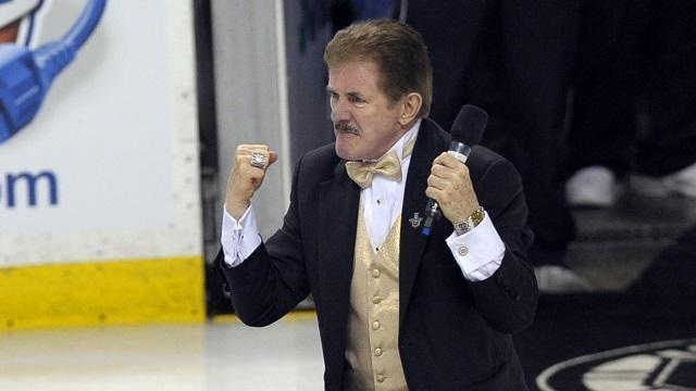 Rene Rancourt done after this season