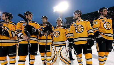 Remembering the Bruins in the Winter Classic