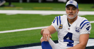 What happened, Adam Vinatieri?
