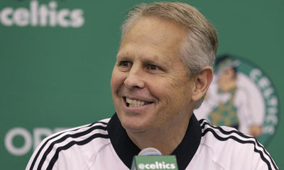 Danny Ainge essentially says Celtics didn't play as a team last year