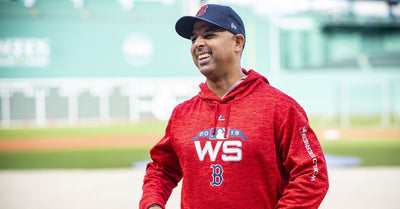 Alex Cora admits he listens to sports talk radio too