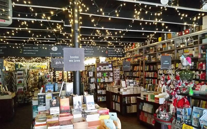 Beloved Brookline Bookstore Will Soon Add A Cafe & Bar