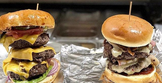 "Head To Dorchester For A Burger Worthy Of The Title ""Gourmet"""