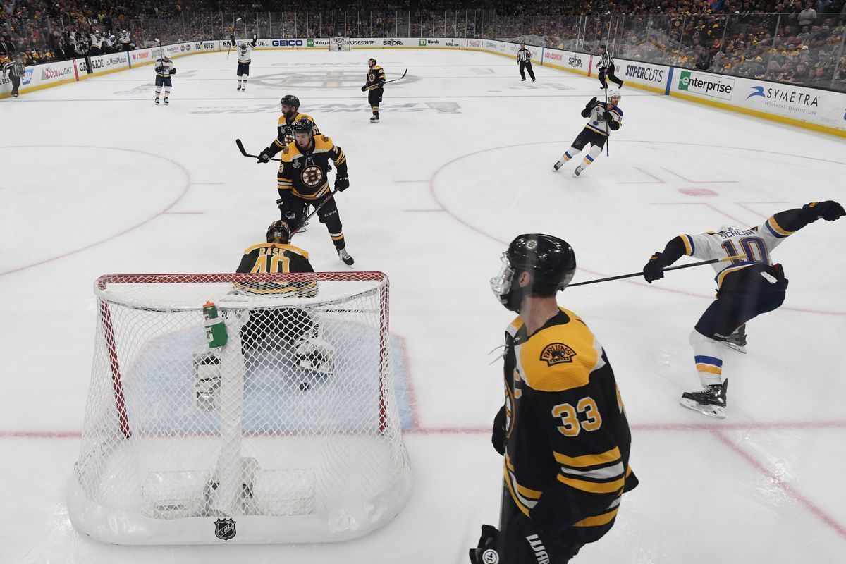 Bruins finish the best season they've had in several years