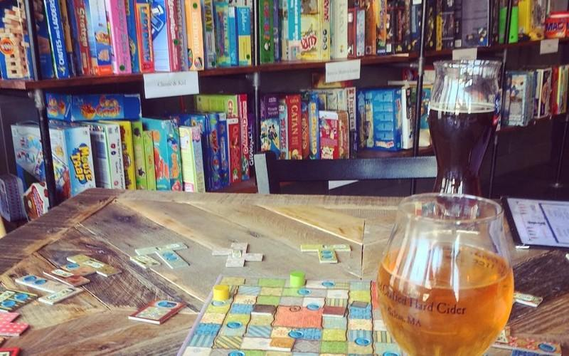 The Castle Board Game Cafe Is The Perfect Night Out For Friends & Family