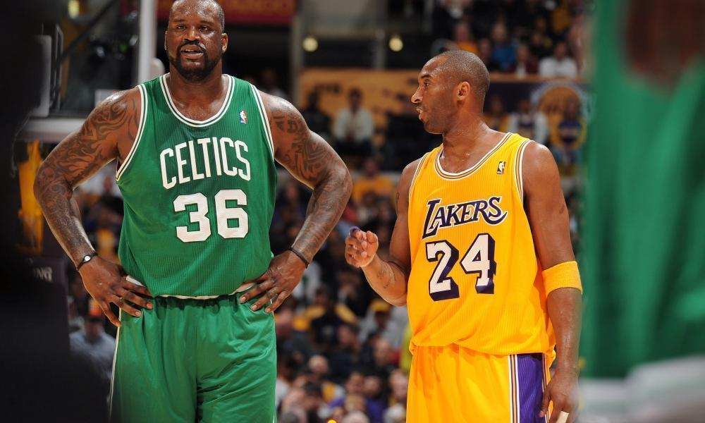 Shaq says the Celtics don't have to like each other