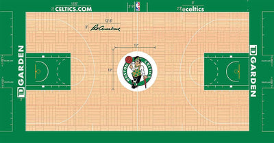 Celtics move their parquet.... to Pembroke
