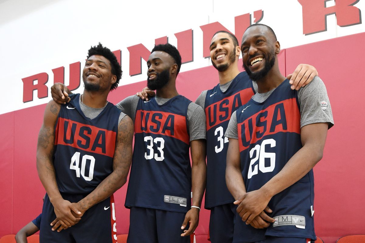 Celtics make Team USA basketball history
