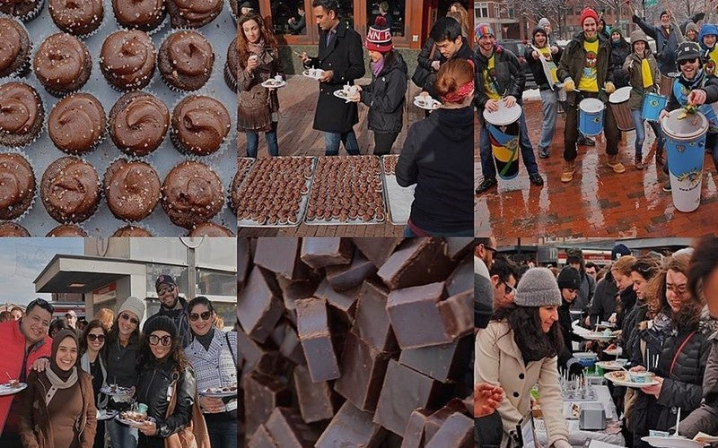 Enjoy Free Sweets At The Harvard Square Taste Of Chocolate Festival