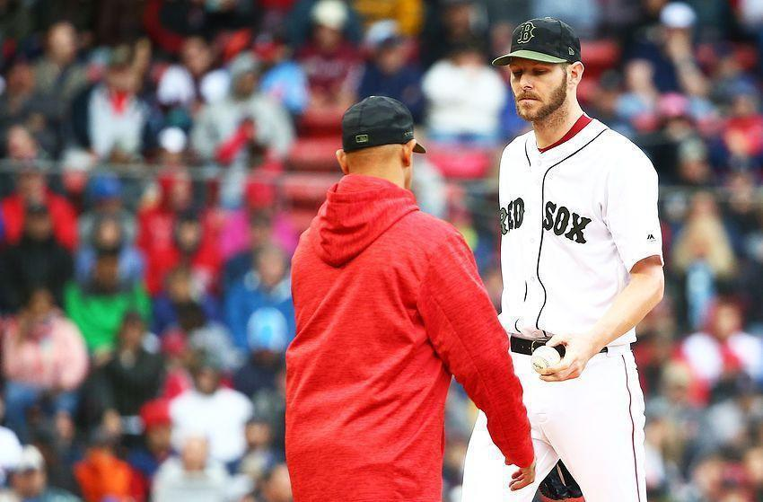 The Red Sox: Who knows at this point?