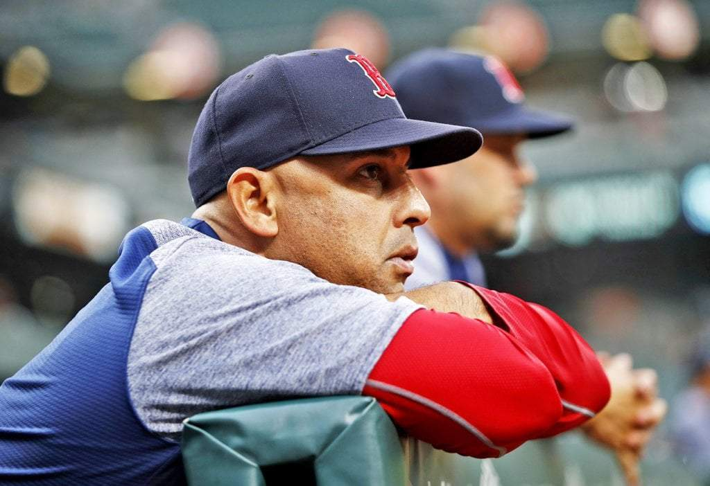 It's about time the Red Sox extended Alex Cora