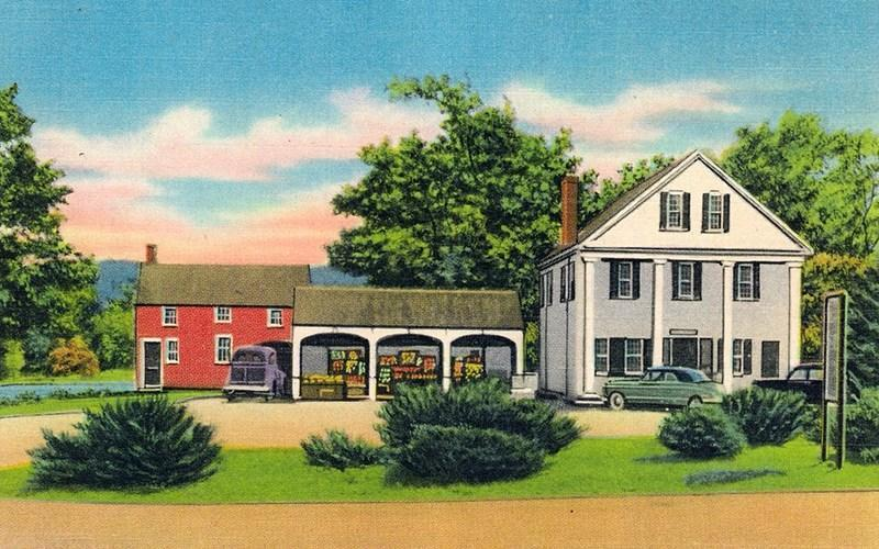 Get A Dose Of Nostalgia At The Boston Area's Oldest Country Store