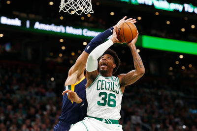 Marcus Smart Donating Blood For COVID-19 Antibody Research