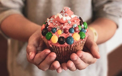 Get Make-Your-Own Cupcake Kits To Go For A Fun Day-Off Treat