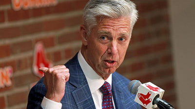 Dave Dombrowski is Dave DombrOUTski