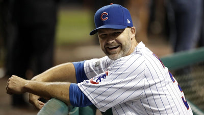 David Ross is the Cubs manager!