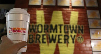 Dunkin Donuts Teams Up With Local Brewery To Create Coffee Infused Beer