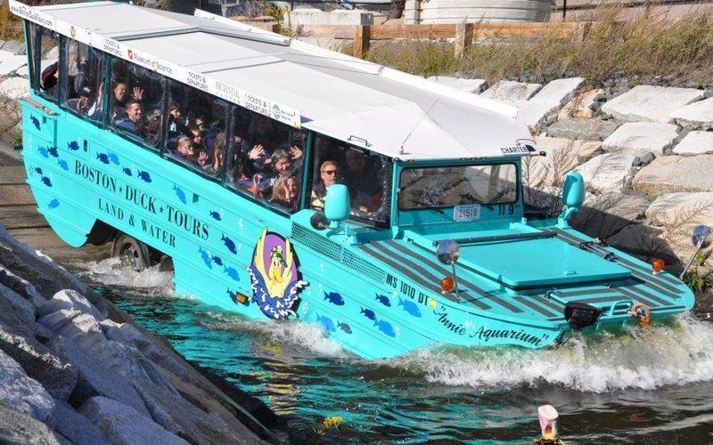 Boston Duck Tours Voted One Of Trip Advisor's Top 10 U.S. Experiences